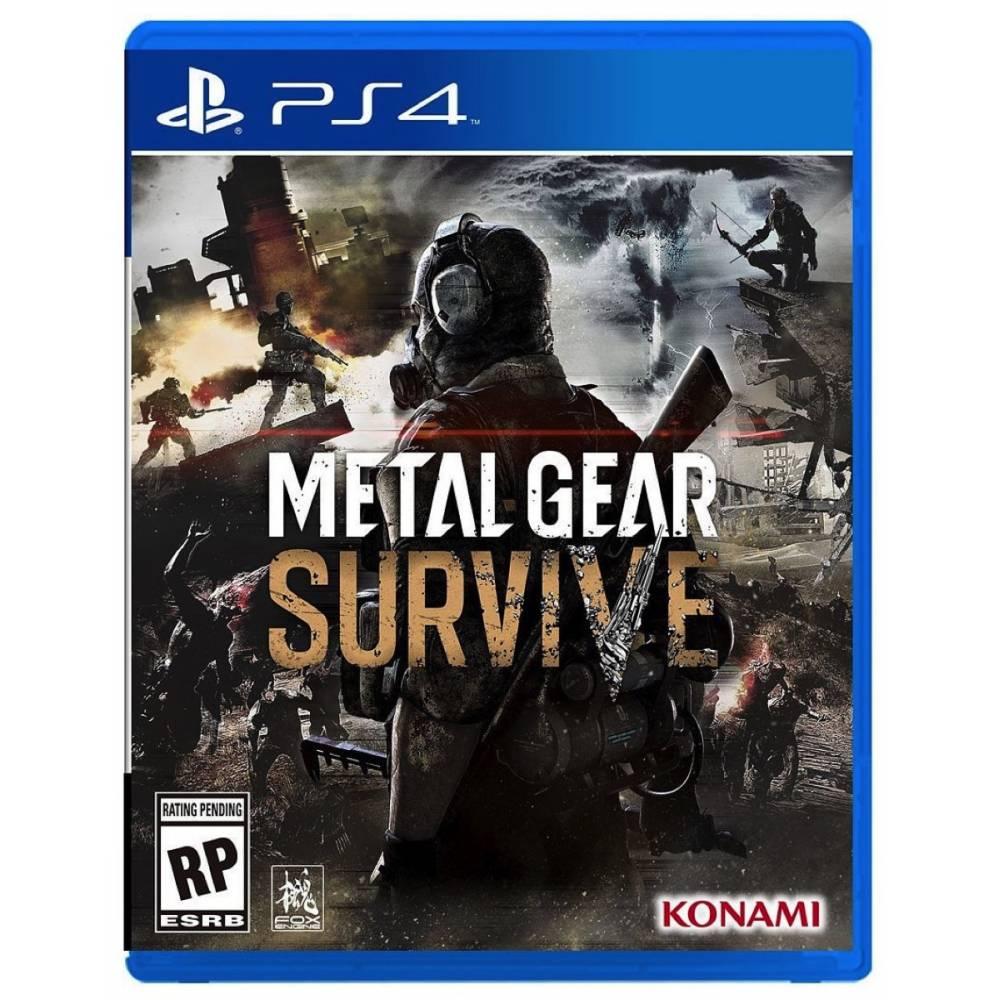 Metal Gear Survive (PS4/PS5) (Русские субтитры) (Metal Gear Survive (PS4/PS5) (RU)) фото 2