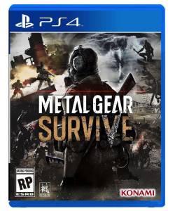 Metal Gear Survive (PS4/PS5) (Русские субтитры)