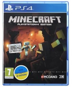 Minecraft (PS4) (Російська версія)