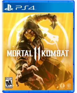 Mortal Kombat 11 (PS4) (Русская версия)