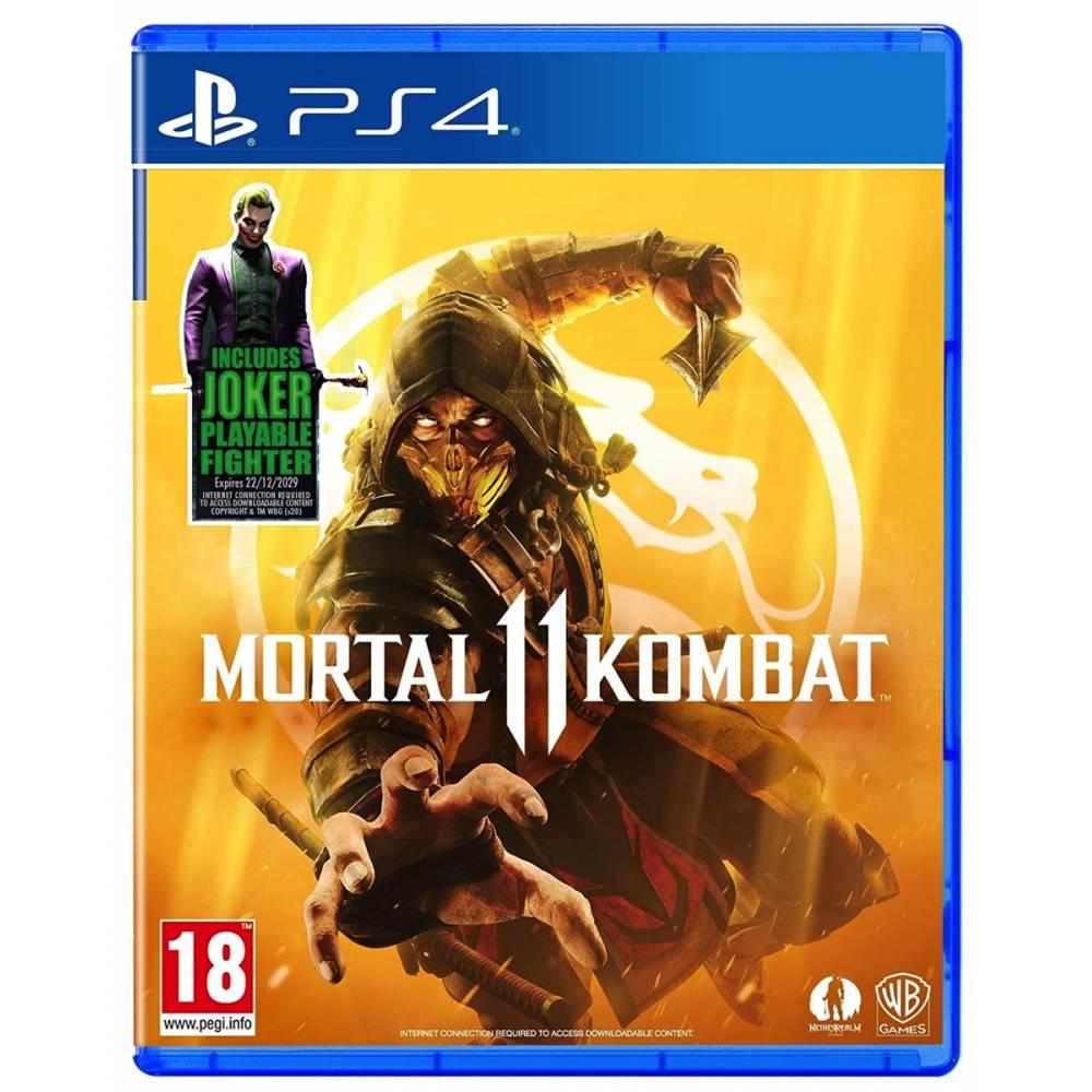 Mortal Kombat 11 + Joker (PS4/PS5) (Російські субтитри) (Mortal Kombat 11 + Joker (PS4/PS5) (RU)) фото 2