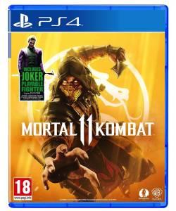 Mortal Kombat 11 + Joker (PS4/PS5) (Російські субтитри)