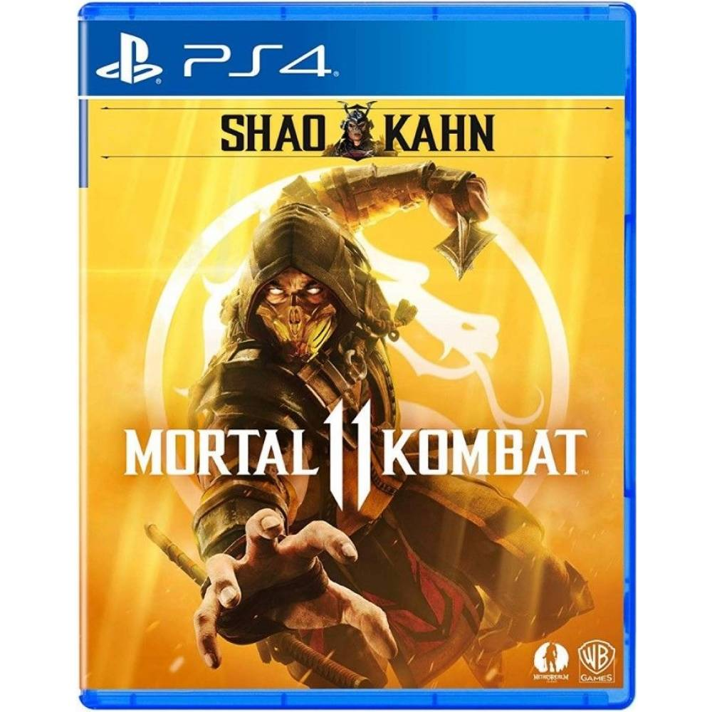 Mortal Kombat 11 + Shao Kahn (PS4/PS5) (Російські субтитри) (Mortal Kombat 11 + Shao Kahn (PS4/PS5) (RU)) фото 2