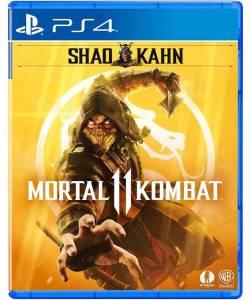 Mortal Kombat 11 + Shao Kahn (PS4/PS5) (Російські субтитри)