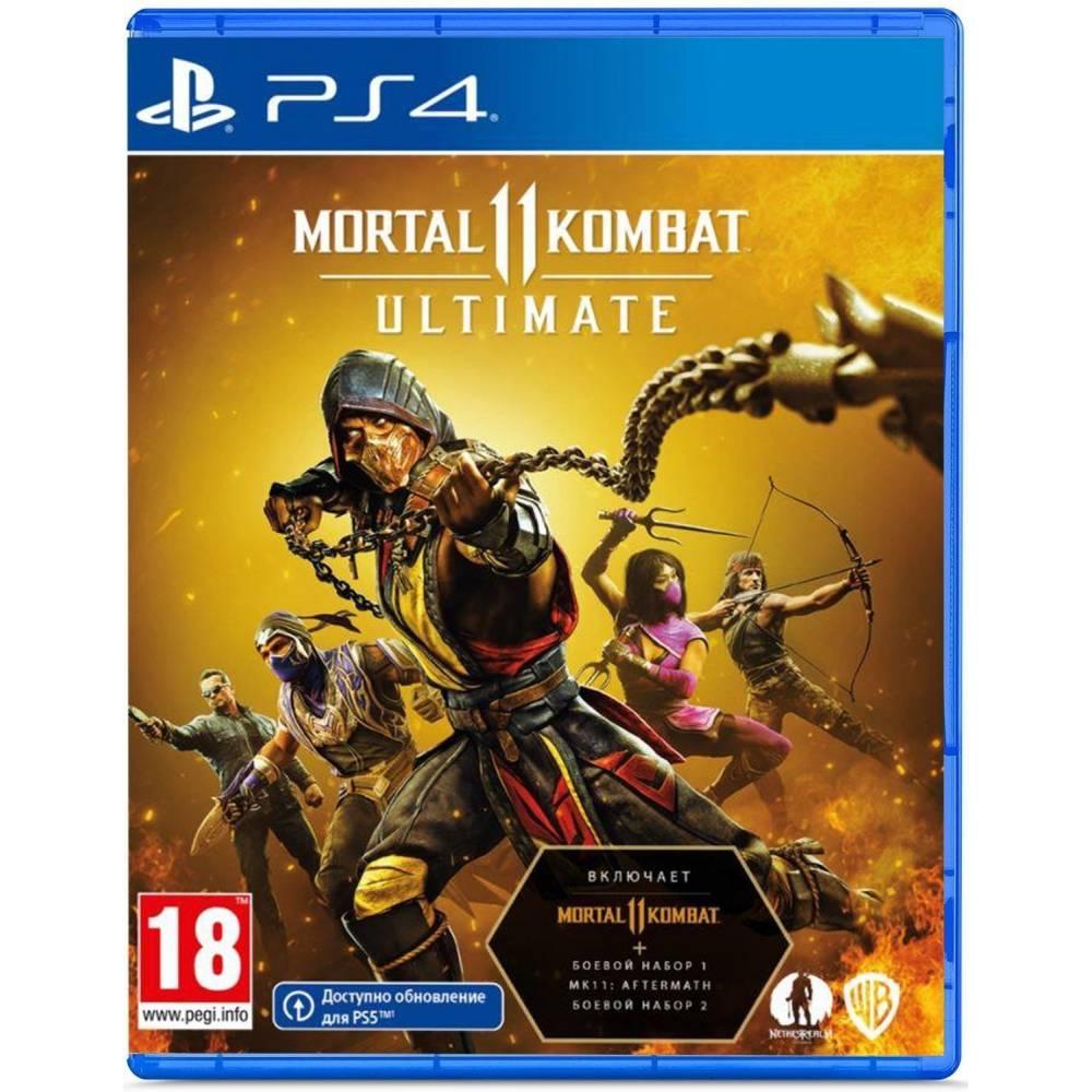 Mortal Kombat 11 Ultimate (PS4/PS5) (Російські субтитри) (Mortal Kombat 11 Ultimate (PS4/PS5) (RU)) фото 2