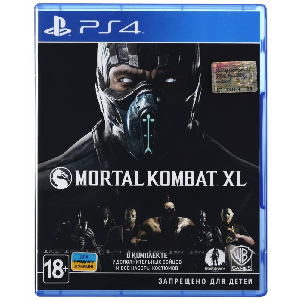 Mortal Kombat XL (PS4/PS5) (Російські субтитри) (Mortal Kombat XL (PS4/PS5) (RU)) фото 2