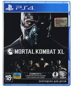 Mortal Kombat XL (PS4/PS5) (Російські субтитри)
