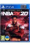 NBA 2K20 (PS4) (Русская версия) (NBA 2K20 (PS4) (RU)) фото 2