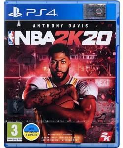 NBA 2K20 (PS4) (Русская версия)