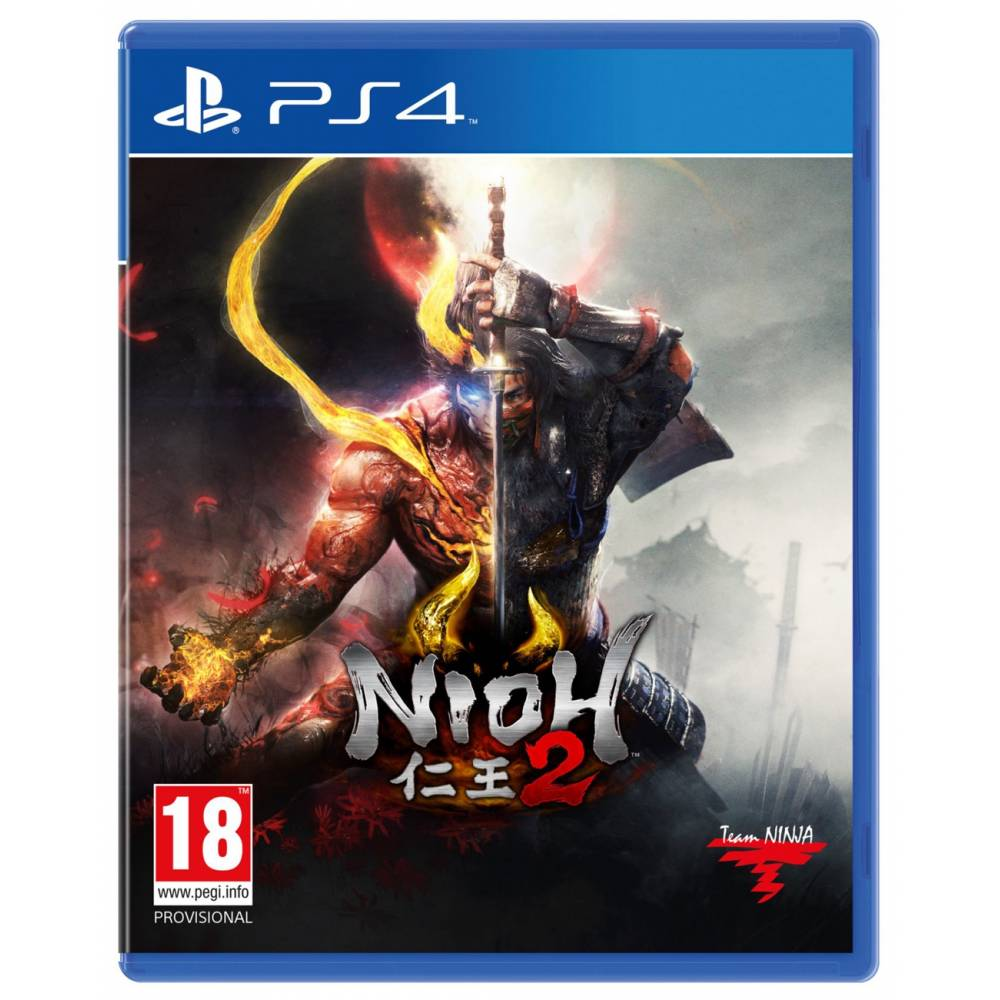 Nioh 2 (PS4) (Русская версия) (Nioh 2 (PS4) (RU)) фото 2