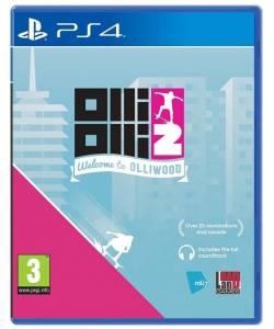 OlliOlli 2: Welcome to Olliwood (PS4/PS5) (Англійська версія)