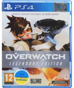 Overwatch: Legendary Edition (PS4) (Русская версия)