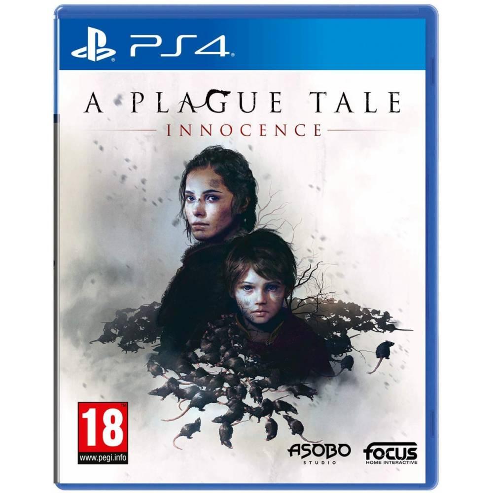 A Plague Tale: Innocence (PS4) (Російська версія) (A Plague Tale: Innocence (PS4) (RU)) фото 2