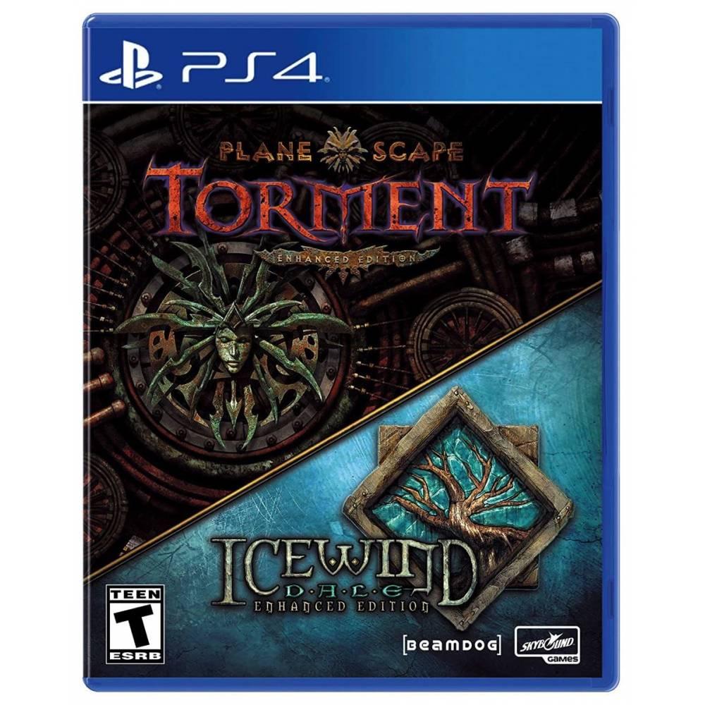 Planescape: Torment & Icewind Dale: Enhanced Edition (PS4/PS5) (Английская версия) (Planescape: Torment & Icewind Dale: EE (PS4/PS5) (EN)) фото 2