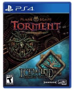 Planescape: Torment & Icewind Dale: Enhanced Edition (PS4/PS5) (Английская версия)