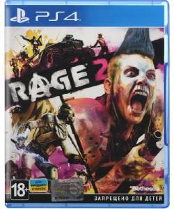 Rage 2 (PS4) (Русская версия)