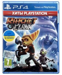 Ratchet & Clank (PS4) (Русская версия)