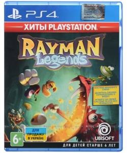 Rayman Legends (PS4/PS5) (Русские субтитры)