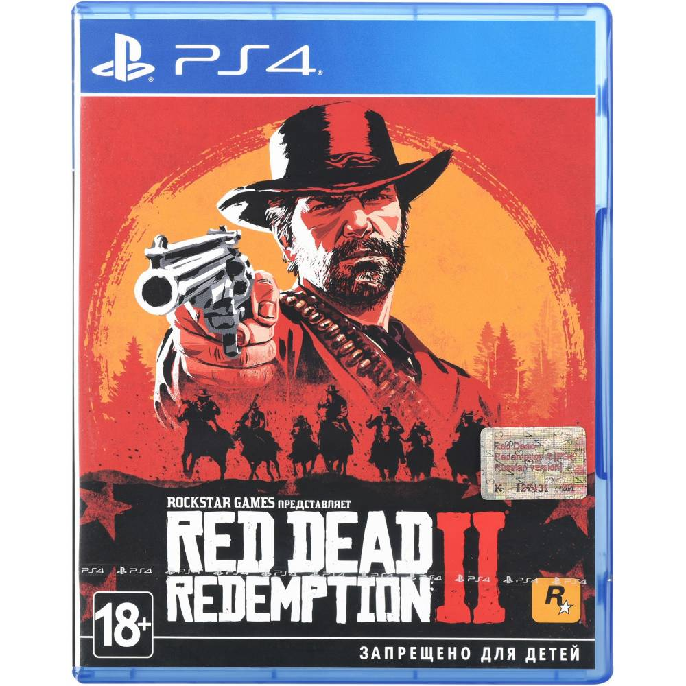 Red Dead Redemption 2 (PS4/PS5) (Русские субтитры) (Red Dead Redemption 2 (PS4/PS5) (RU)) фото 2