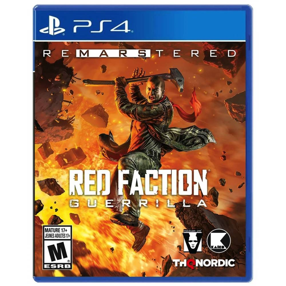 Red Faction Guerrilla: Re-Mars-tered Edition (PS4/PS5) (Російська озвучка) (Red Faction Guerrilla: Re-Mars-tered Edition (PS4/PS5) (RU)) фото 2