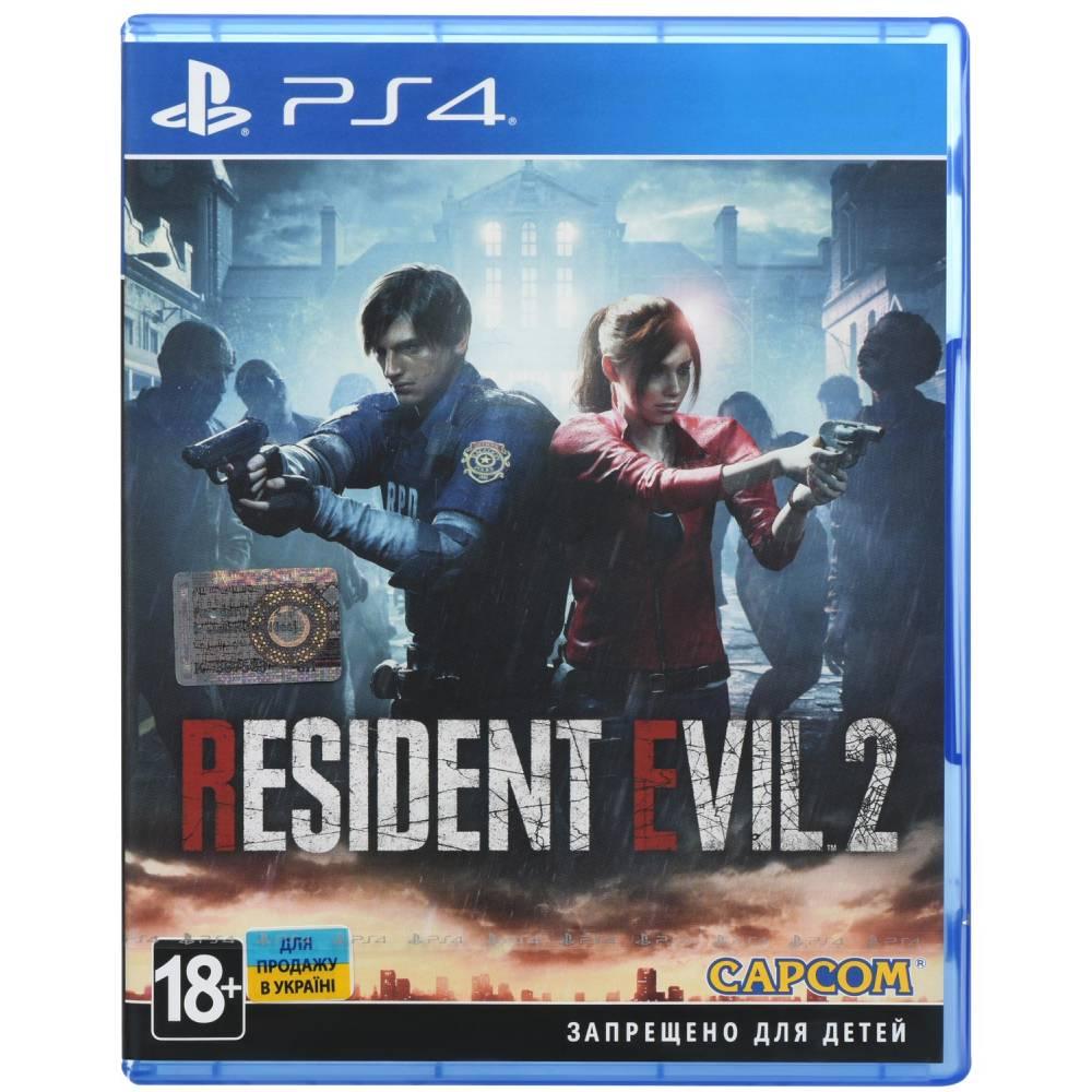 Resident Evil 2 (PS4) (Русская версия) (Resident Evil 2 (PS4) (RU)) фото 2
