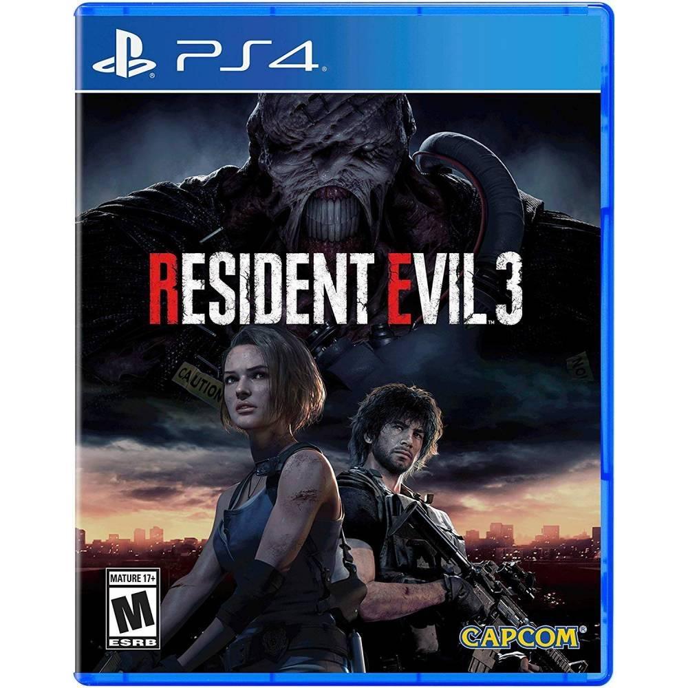 Resident Evil 3 (PS4) (Русская версия) (Resident Evil 3 (PS4) (RU)) фото 2