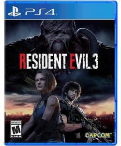Resident Evil 3 (PS4) (Русская версия)