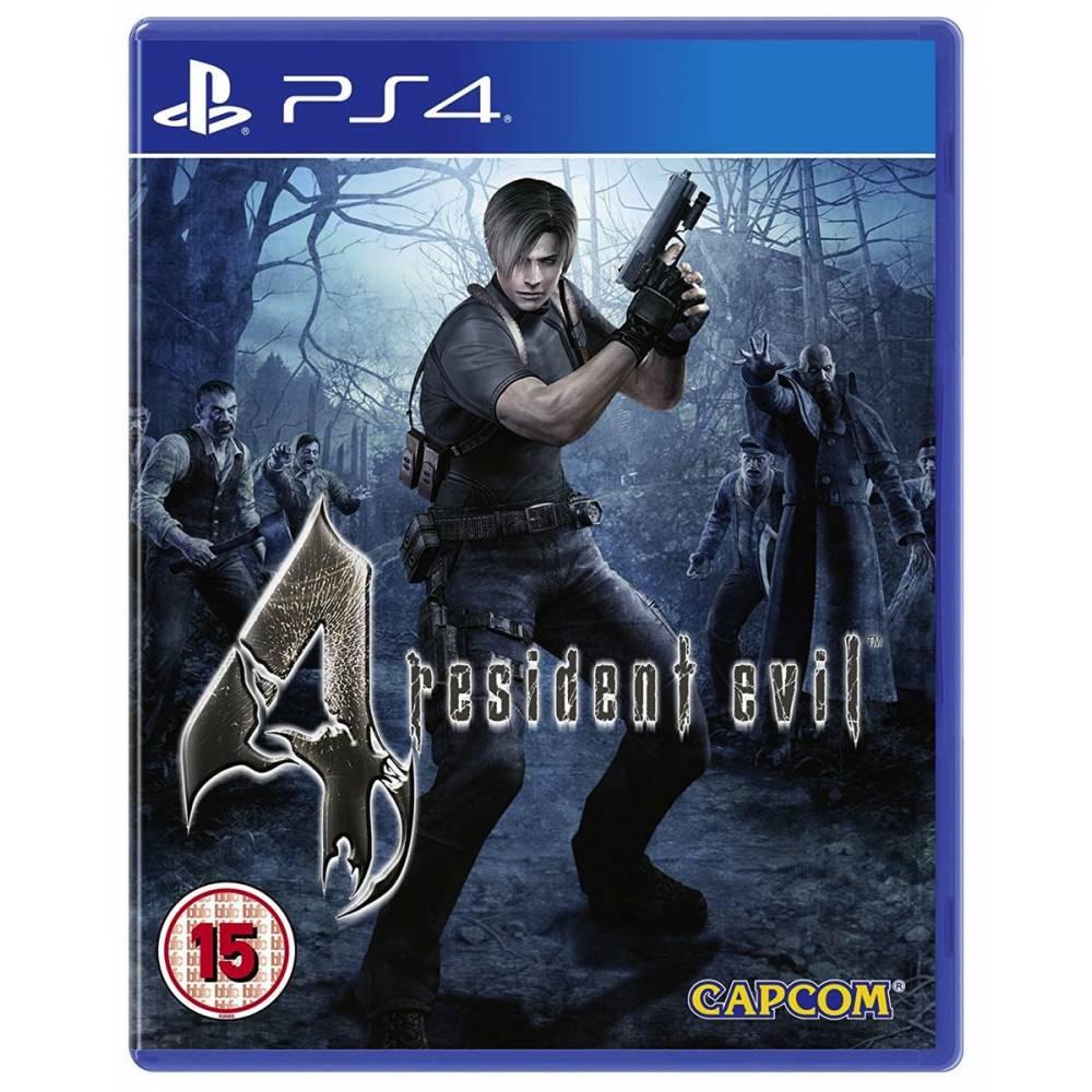 Resident Evil 4 (PS4/PS5) (Англійська версія) (Resident Evil 4 (PS4/PS5) (EN)) фото 2