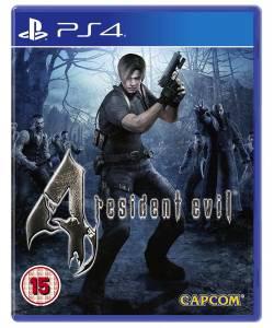 Resident Evil 4 (PS4/PS5) (Англійська версія)