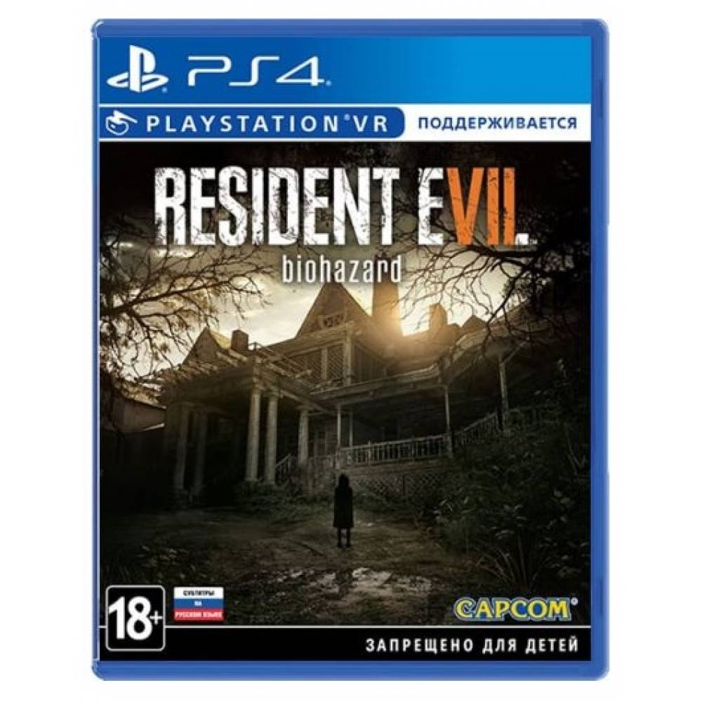 Resident Evil 7: Biohazard (PS4/PS5) (Русские субтитры) (Resident Evil 7: Biohazard (PS4/PS5) (RU)) фото 2