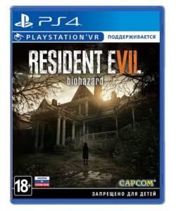 Resident Evil 7: Biohazard (PS4/PS5) (Русские субтитры)