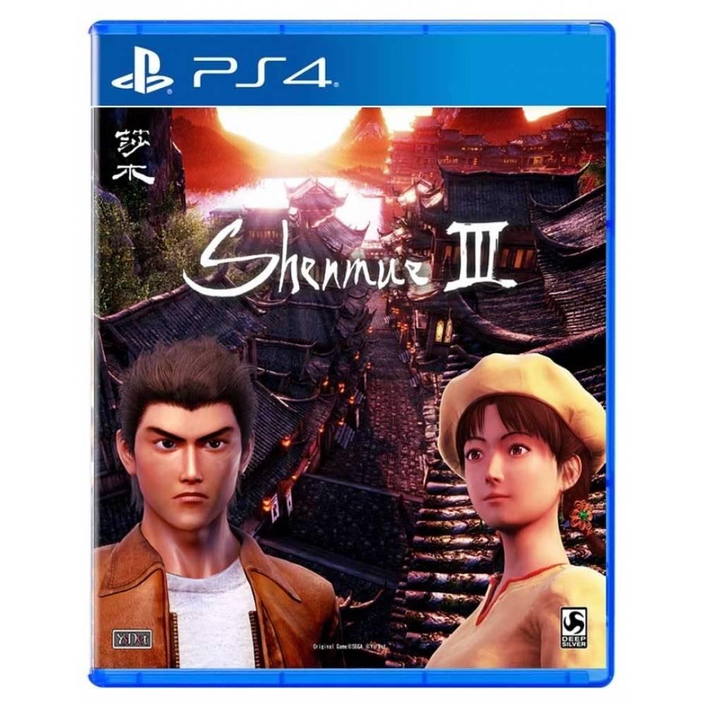 Shenmue III (PS4/PS5) (Английская версия) (Shenmue III (PS4/PS5) (EN)) фото 2