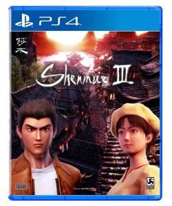 Shenmue III (PS4/PS5) (Английская версия)