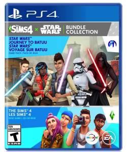 The Sims 4 + Star Wars: Journey to Batuu Bundle (PS4/PS5) (Російські субтитри)