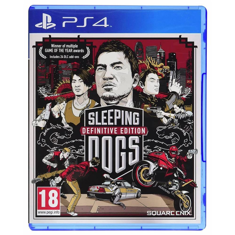 Sleeping Dogs: Definitive Edition (PS4/PS5) (Русские субтитры) (Sleeping Dogs: Definitive Edition (PS4/PS5) (RU)) фото 2