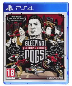 Sleeping Dogs: Definitive Edition (PS4/PS5) (Русские субтитры)