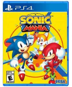 Sonic Mania (PS4/PS5) (Англійська версія)