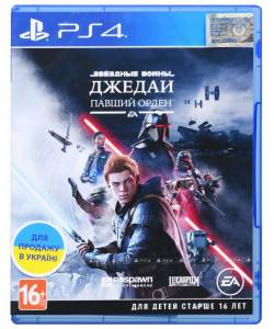 Star Wars Jedi: Fallen Order (Зоряні Війни Джедаї: Полеглий Орден) (PS4) (Російська версія)
