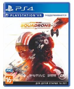 Star Wars: Squadrons (PS4/PS5) (Російські субтитри)