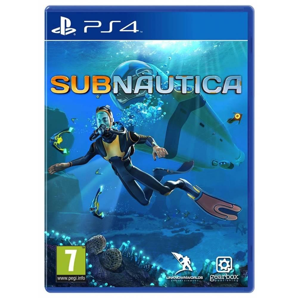 Subnautica (PS4/PS5) (Русские субтитры) (Subnautica (PS4/PS5) (RU)) фото 2