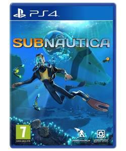 Subnautica (PS4/PS5) (Русские субтитры)