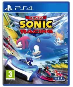 Team Sonic Racing (PS4/PS5) (Російські субтитри)