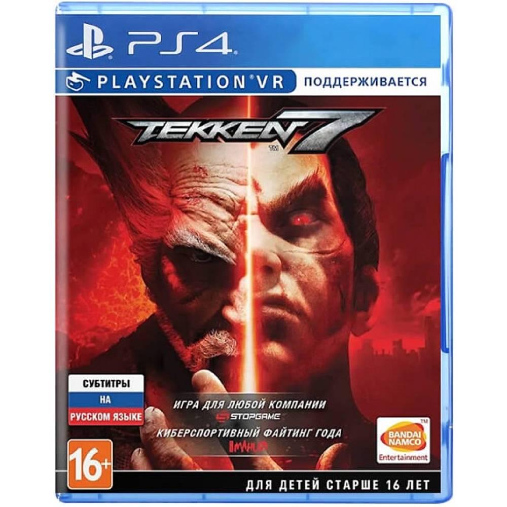 Tekken 7 (PS4) (Російська версія) (Tekken 7 (PS4) (RU)) фото 2