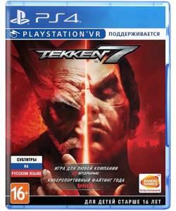 Tekken 7 (PS4) (Російська версія)