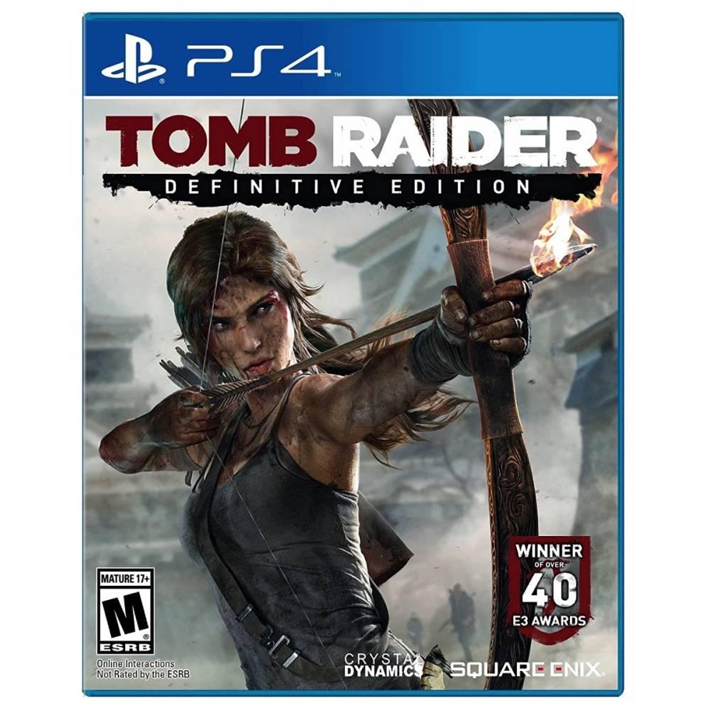 Tomb Raider: Definitive Edition (PS4/PS5) (Русская озвучка) (Tomb Raider: Definitive Edition (PS4/PS5) (RU)) фото 2