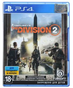 Tom Clancy's The Division 2 (PS4) (Русская версия)