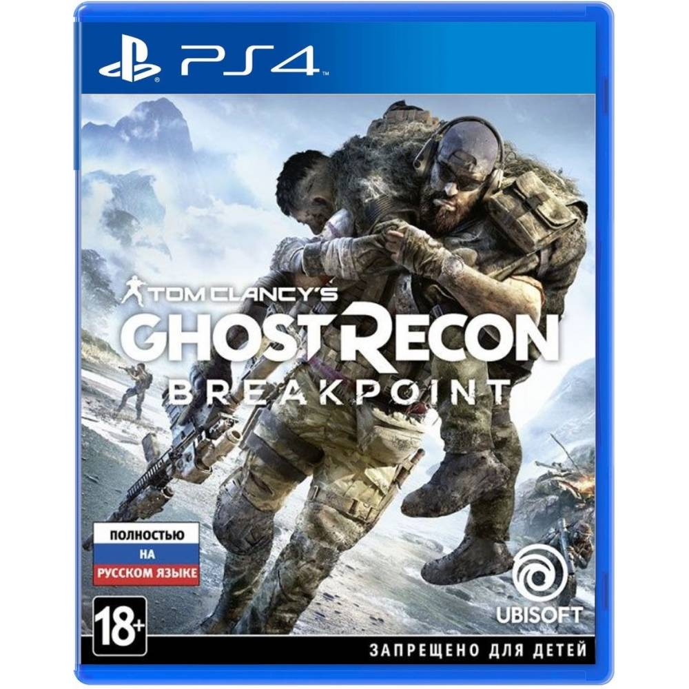 Tom Clancy's Ghost Recon Breakpoint (PS4/PS5) (Російські субтитри) (Tom Clancy's Ghost Recon Breakpoint (PS4/PS5) (RU)) фото 2