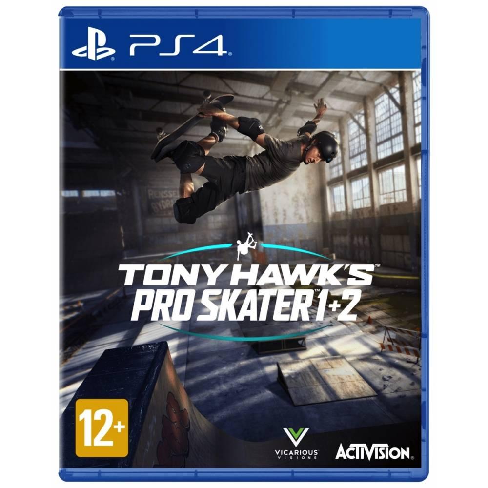 Tony Hawk's Pro Skater 1 + 2 (PS4/PS5) (Англійська версія) (Tony Hawk's Pro Skater 1 + 2 (PS4/PS5) (EN)) фото 2