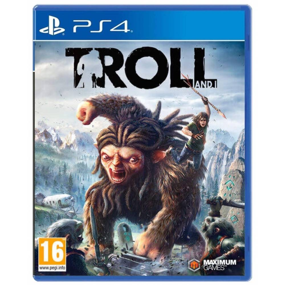 Troll and I (PS4/PS5) (Англійська версія) (Troll and I (PS4/PS5) (EN)) фото 2