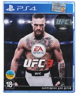 UFC 3 (PS4) (Русская версия)